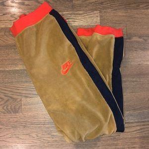 Nike fleece sweatpants NEW sz M